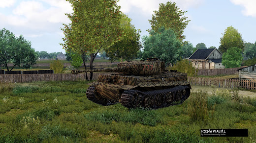 Arma3用第二次世界大戦MODで新スキン