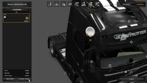Tuning Mod for Volvo FH16 v 2