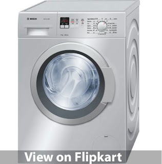 Bosch 7 kg WAK24168IN Front Loading Fully Automatic Washing Machine