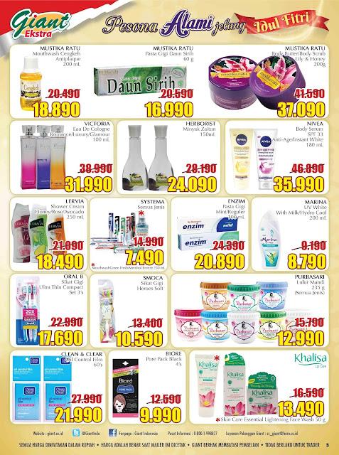 Katalog Giant Beauty Fair Extra