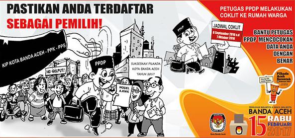KIP Aceh Diminta Perjelas Mekanisme Pemilihan di Penjara