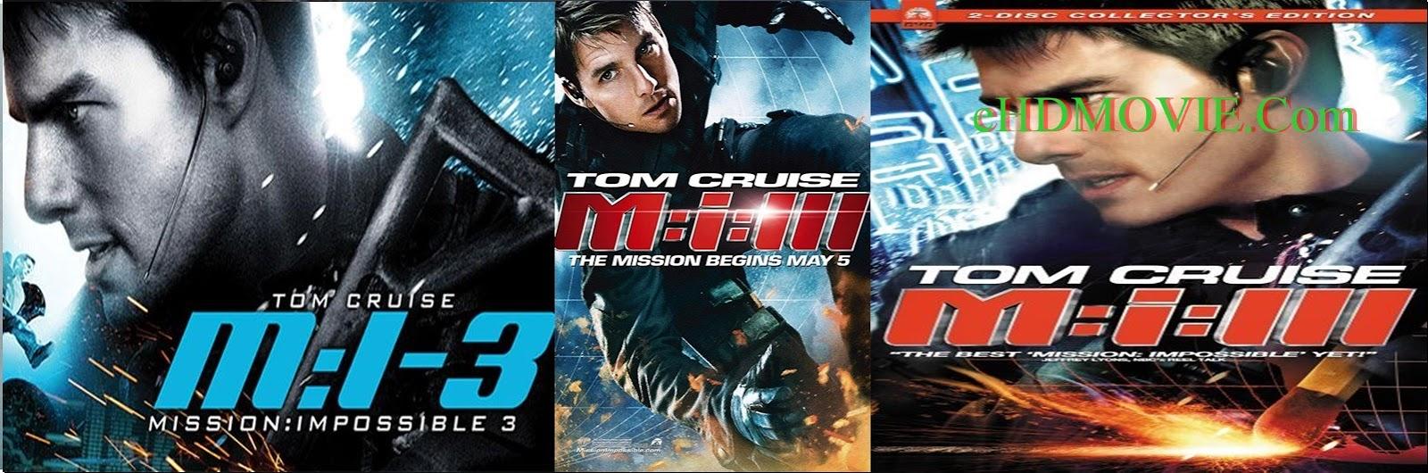 Mission: Impossible III 2006 Full Movie Dual Audio [Hindi – English] 1080p - 720p - 480p ORG BRRip 350MB - 850MB - 2.5GB ESubs Free Download