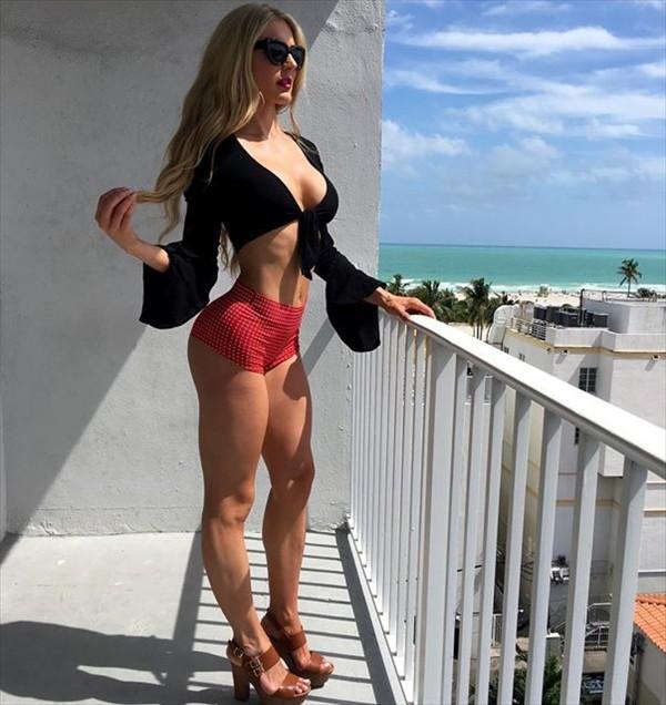Fitness Katie Miller Instagram