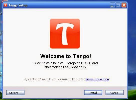 تحميل برنامج تانجو للكمبيوتر Tango لمكالمات الفيديو بجوده عاليه