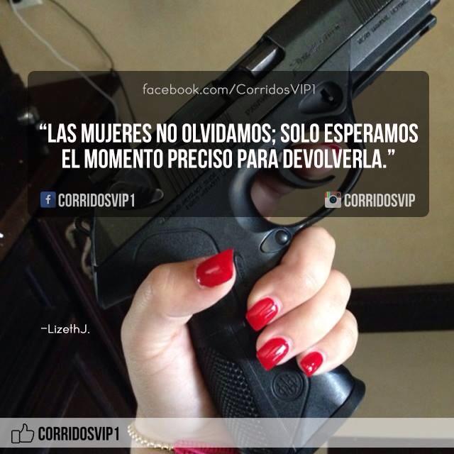 Imagenes De Armas Revolver Pistolas Con Frases De Narcos