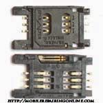 sim reader connector