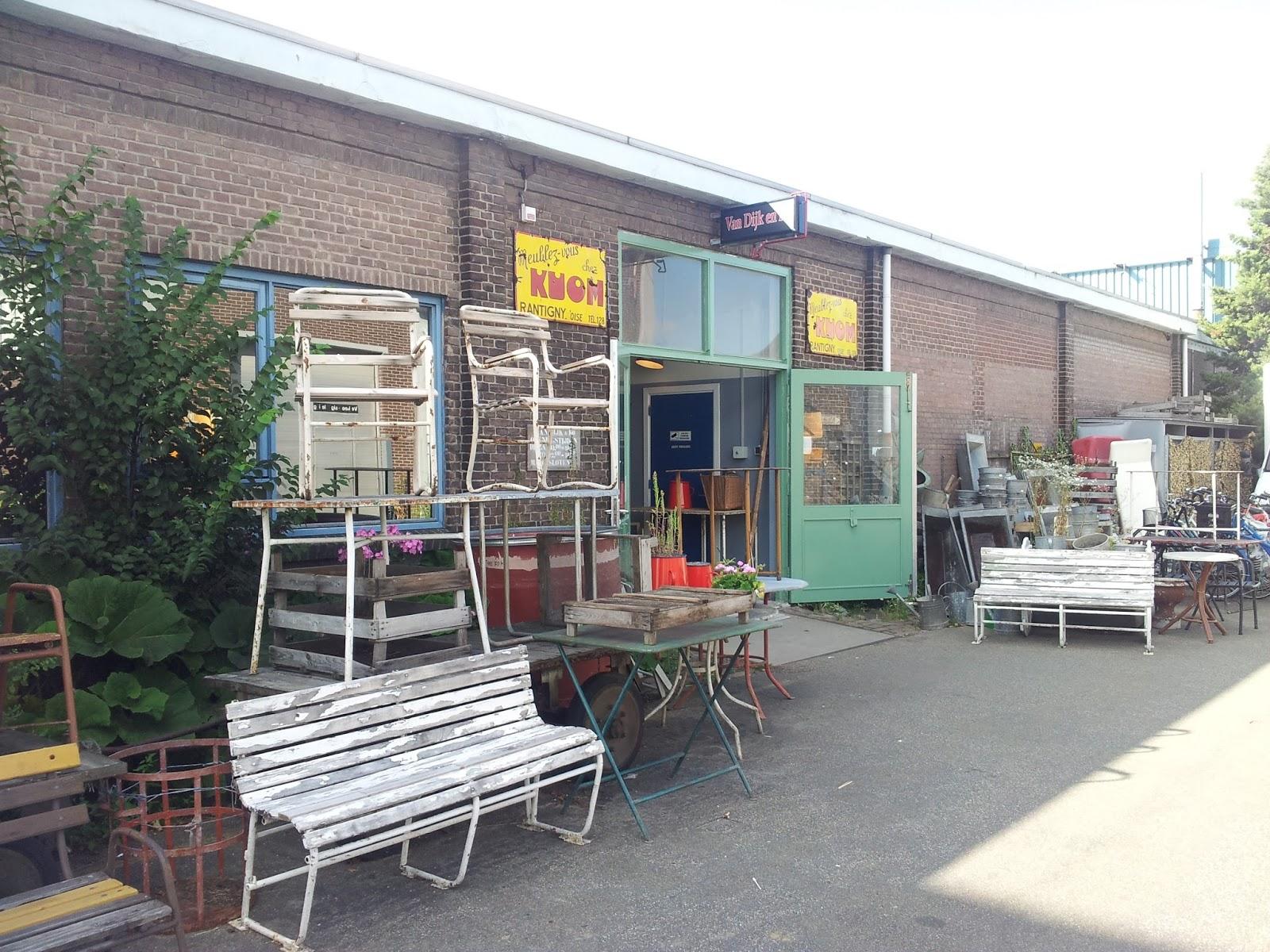 Amsterdam Noord Tweedehands Meubels.Neighbourfood Market Struinen Bij Van Dijk En Ko