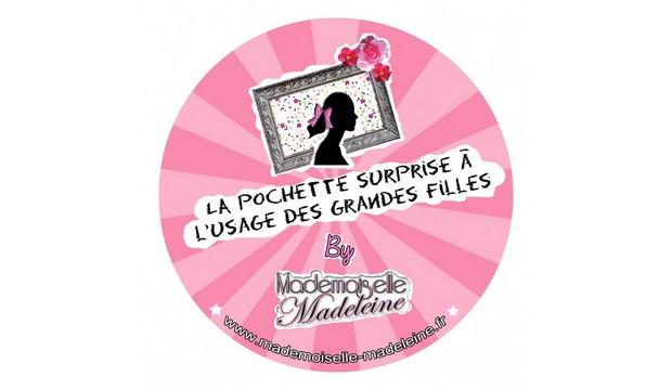 le monde de delias mademoiselle madeleine box sept 2013. Black Bedroom Furniture Sets. Home Design Ideas