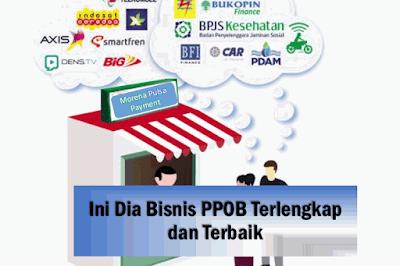 Bisnis PPOB Terlengkap dan Terbaik - Morena Pulsa