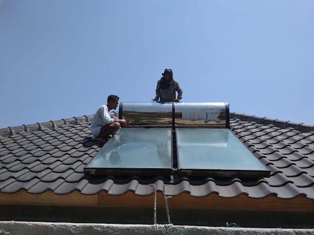 Jasa pasang & Service water heater Tegal Jawa Tengah