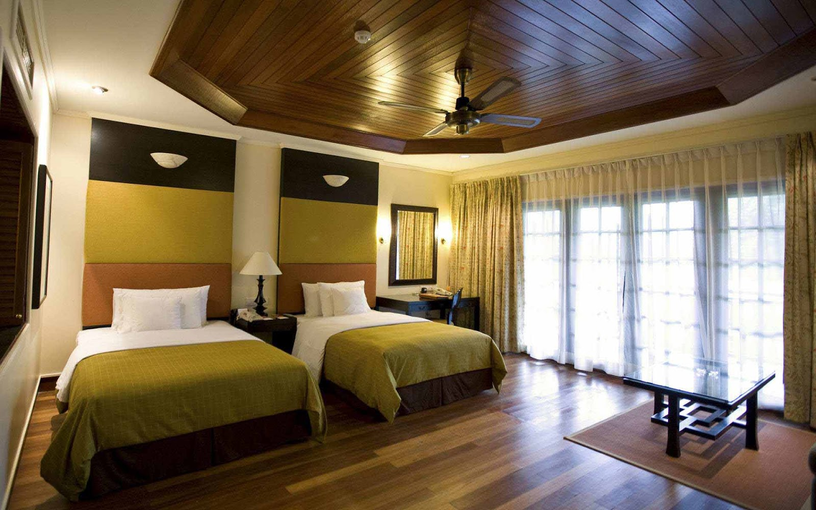 Contoh Gambar Desain Interior Apartemen 2 Kamar Tidur