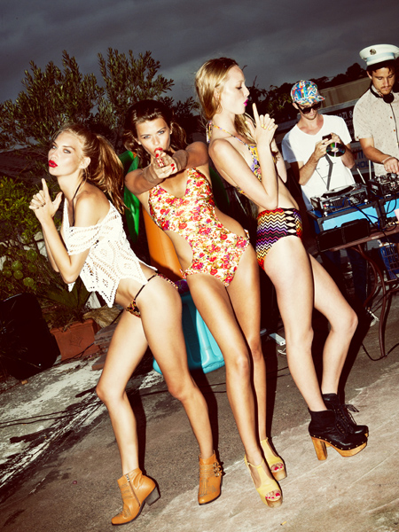 Taylor dooley bikini beach