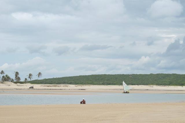 Águas Belas, em Taíba