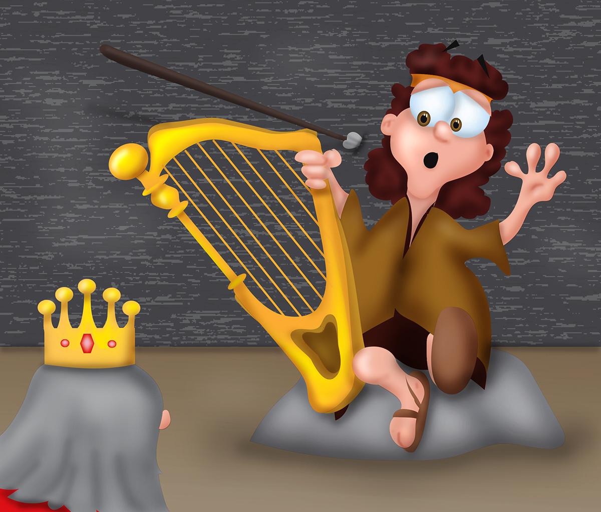 Mr Biblehead King Saul Becomes Jealous Of David 1samuel18