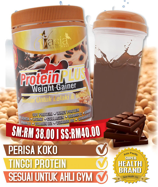 Protein Plus Weight Gainer