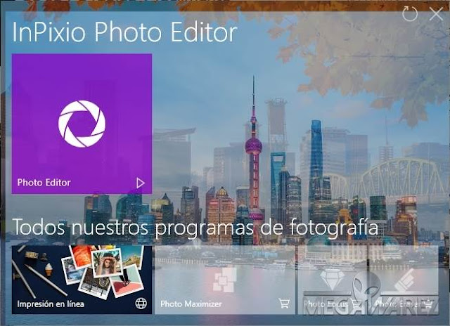 Avanquest InPixio Photo Editor Premium imagenes