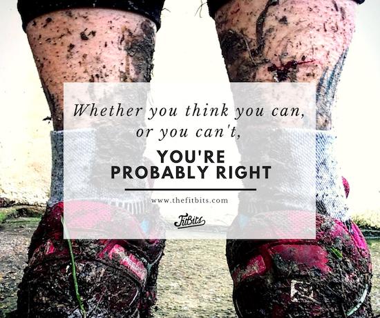 FitBits _ Brighton Marathon training - positive mindset - Tess Agnew fitness blogger
