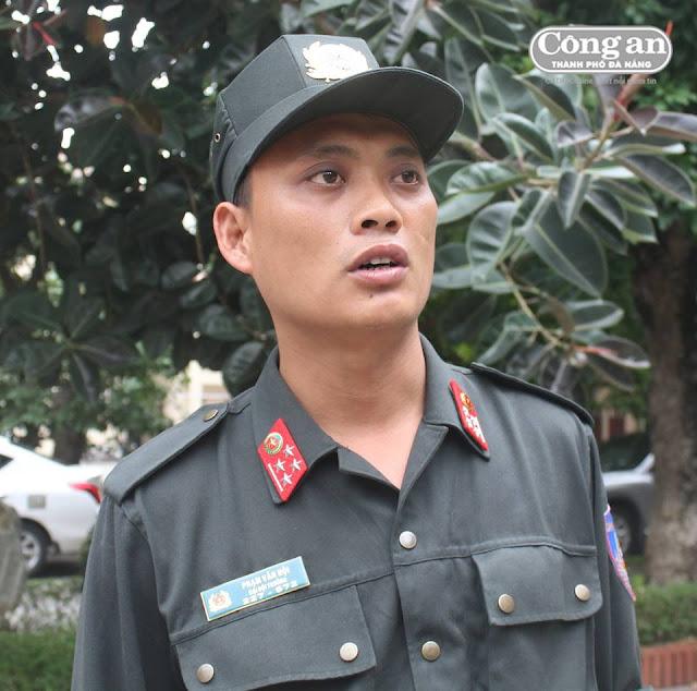 Đại úy Phạm Văn Hội kể lại quá trình vận động Lê Ngọc Sơn đầu thú