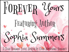 Forever Yours Clean Romance Event featuring Sophia Summers – 22 January