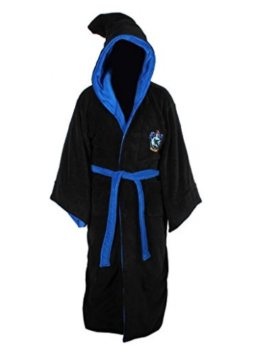 Top 20 Harry Potter Wishlist Items that I need in my life hooded ravenclaw robe hogwarts
