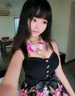Gadis China Berwajah Secantik Barbie