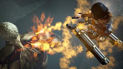 Attack On Titan 2 Final Battle Game Screenshot 14
