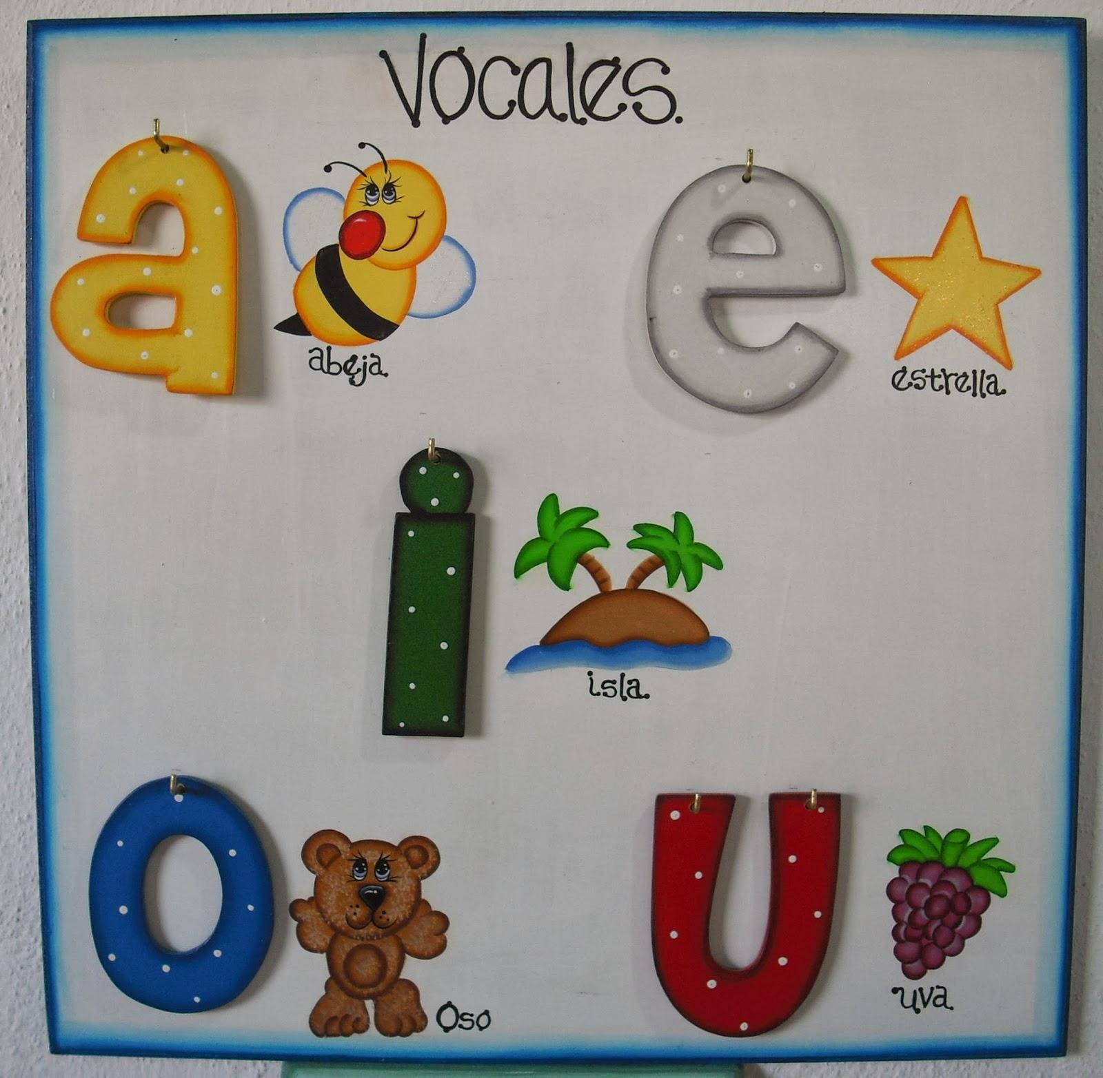 Carteles para los diferentes espacios del area preescolar Decoracion de espacios de preescolar