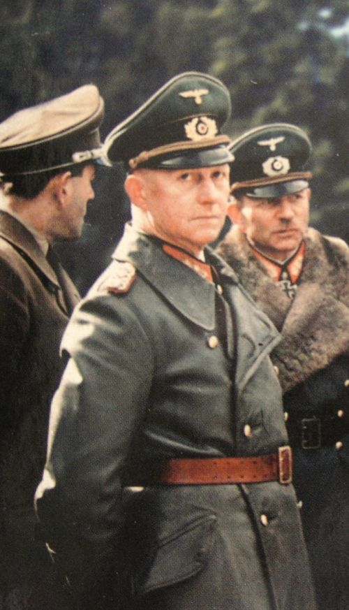 General Jodl Breaking the Fourth Wall worldwartwo.filminspector.com