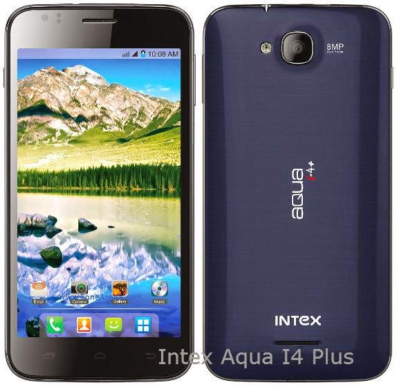 Intex Aqua I4 Plus Flash File