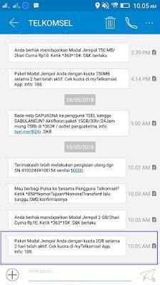 Cara Mendapatkan Promo Paket Data Murah Telkomsel