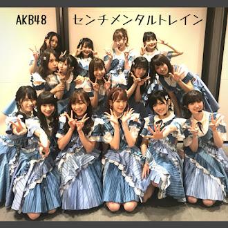 [Lirik+Terjemahan] AKB48 - Sentimental Train (Kereta Sentimental)