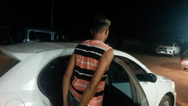 Suspeito de atacar homem a pauladas é preso em Guajará-Mirim