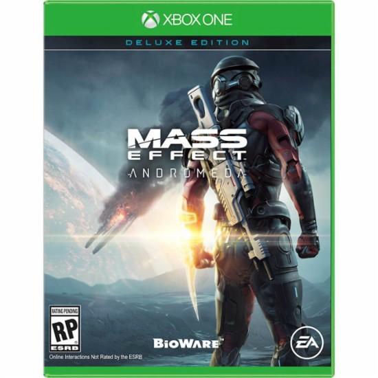 Desvelado el boxart de Mass Effect Andromeda 3