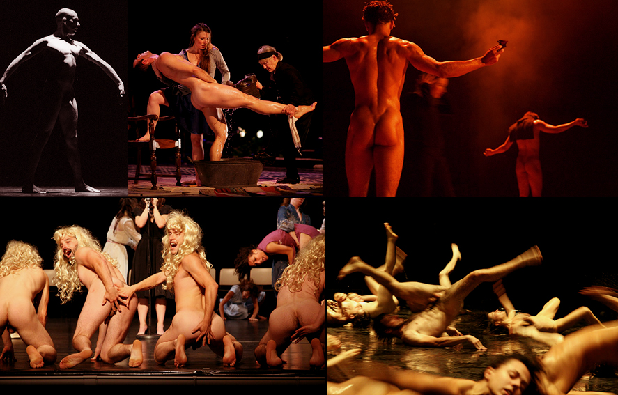 Performances Naked Pictures 61