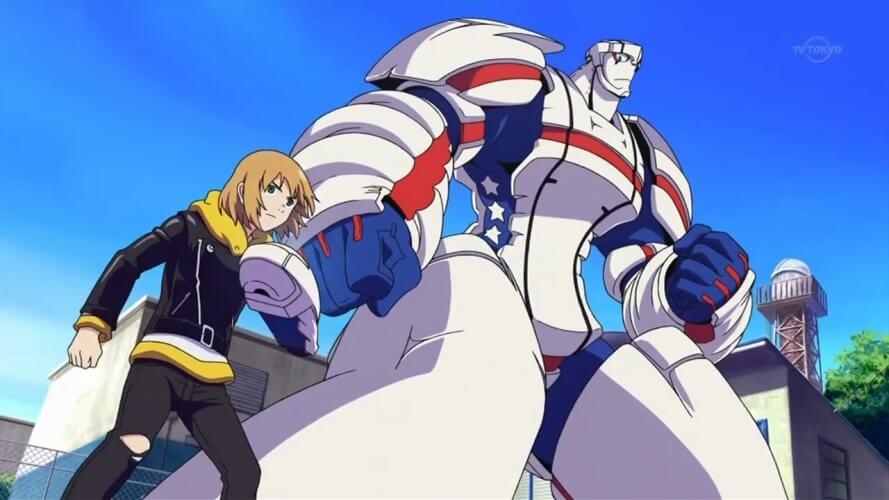 Rekomendasi anime yang mirip dengan Boku no Hero Academia