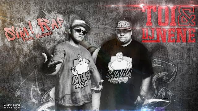 TOI E DJ NENE - SIM RAP PROD ULISSES