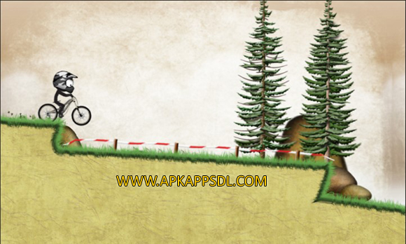 Download Stickman Downhill PRO Apk Mod v3.1 Full Version 2016