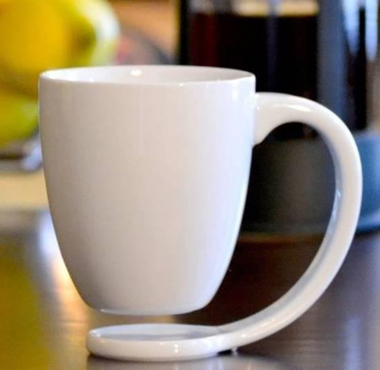 unique idea for coffee and tea cups