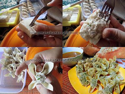 Cara Membuat Batagor