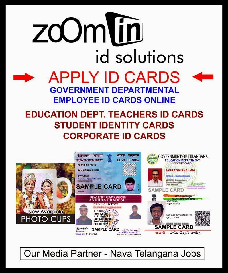 Apply Government ID Cards Online Design By ZoOmIn