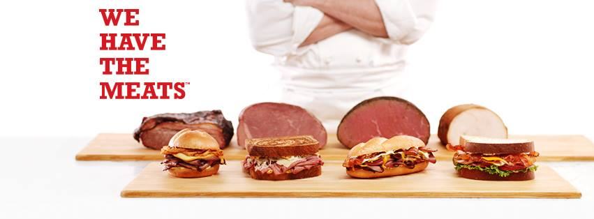 news arby s new mega meat stack sandwiches brand eating