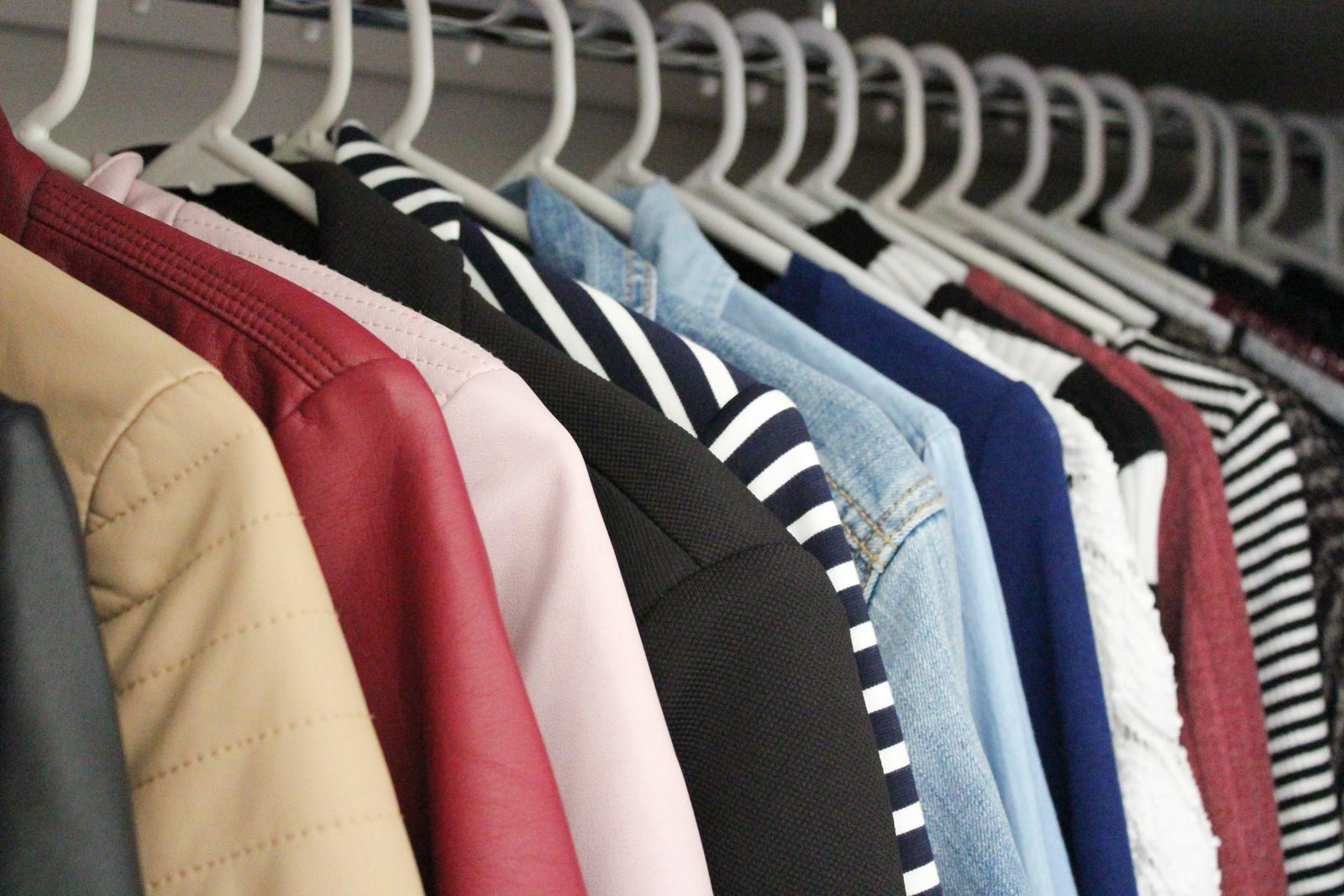 The Capsule Wardrobe: What Is It? | Cate Renée