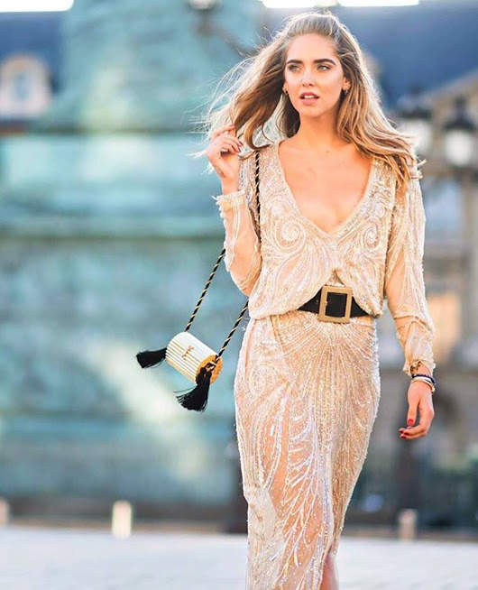 Chiara Ferragni New Look 2016