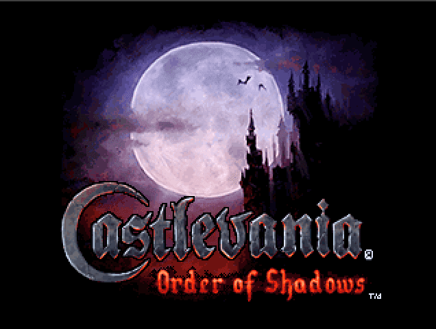 castlevania order of shadows pc