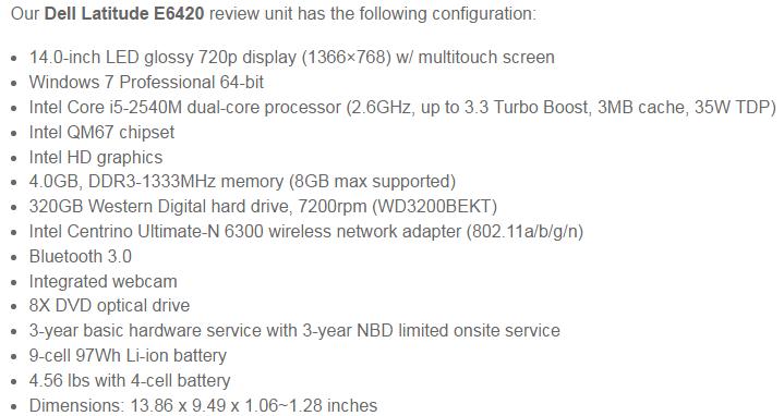 Dell Latitude E6420 Drivers Windows 7 64 Bit Free Download
