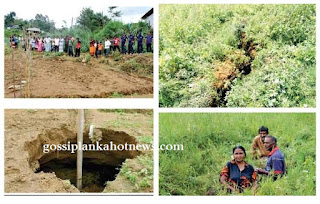 Officials tour Bandarawela to probe into the issues of the Uma Oya project