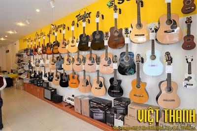 Cấu tạo và nguyên tắc tính các bộ hợp âm cơ bản của đàn guitar