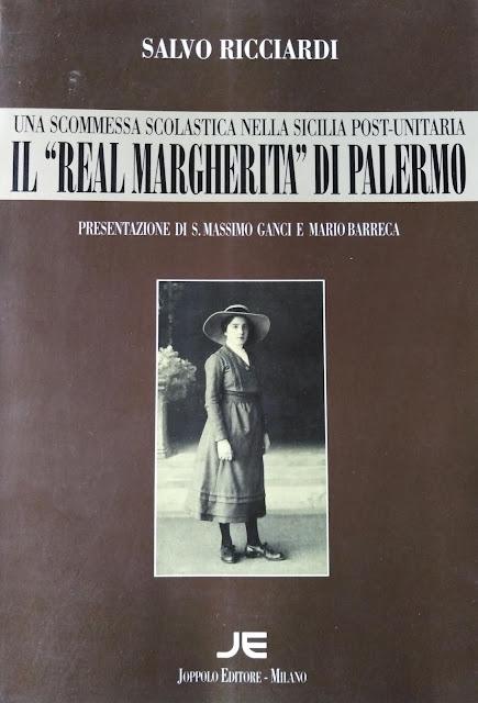 """Salvo Ricciardi -  Il """"Real Margherita"""" di Palermo. Anno 1993. Joppolo Editore, Milano"""