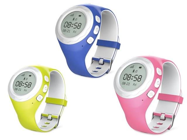 【好科技】時刻守護孩子安全 Ameter G2定位手錶大熱販售中