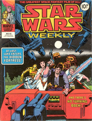 Star Wars Weekly #10